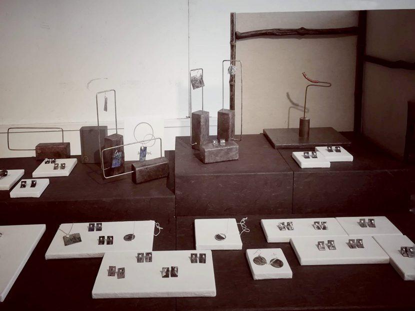 hitotoi display on CLASKA