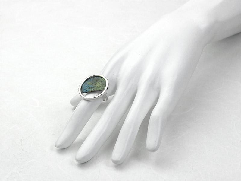 金胎陶芸指輪/リング