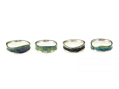 陶芸アクセサリーvase-ring-many-001